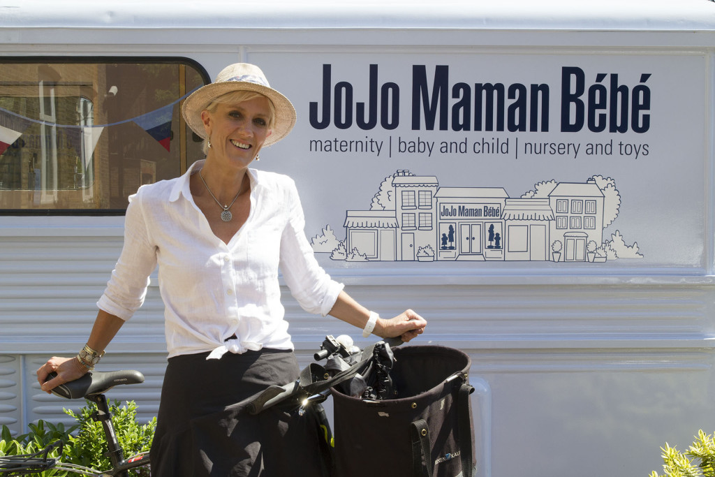 JoJo Maman Bébé's founder Laura Tenison spoke exclusively to PreschoolNews.net