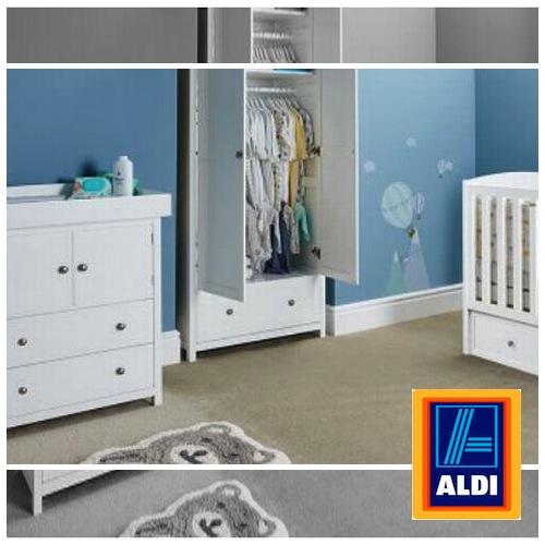 Aldi Launches Nursery Furniture Range Preschool News