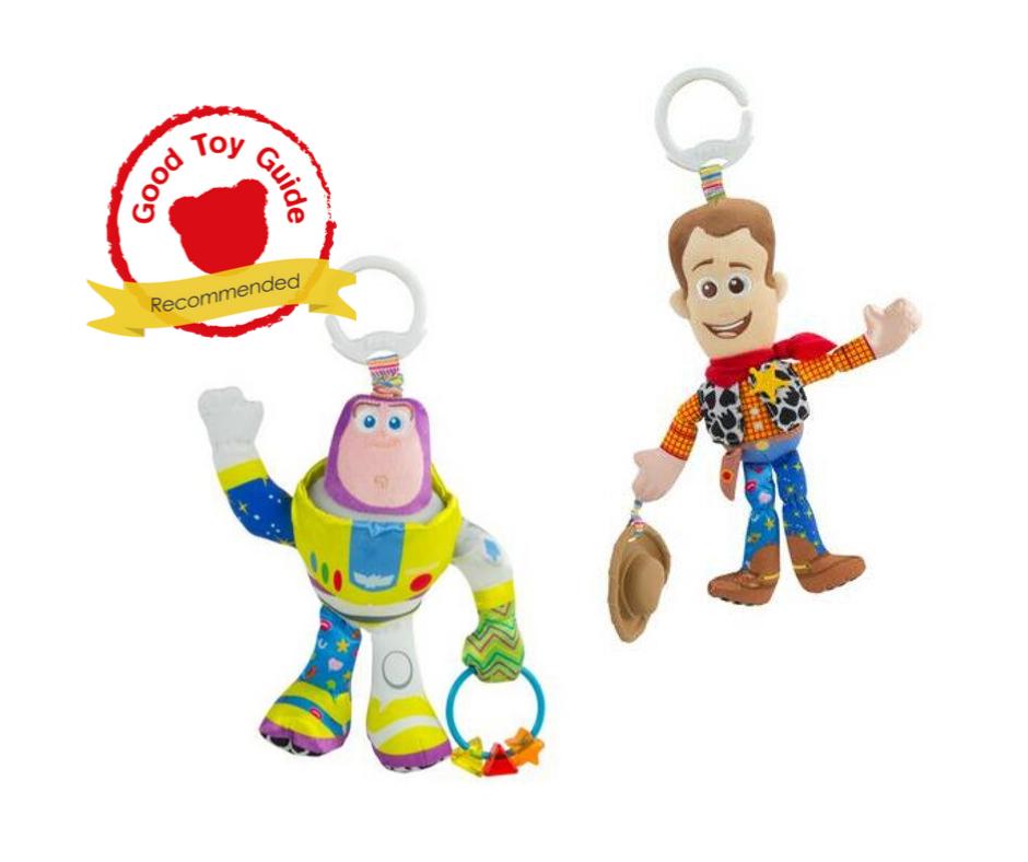Lamaze Disney_Pixar Toy Story Clip & Go