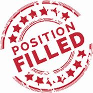 position filled