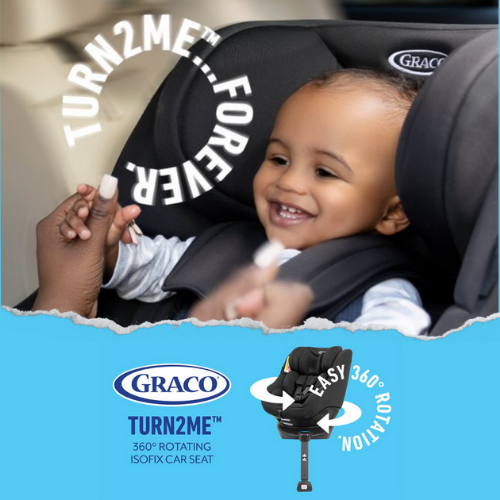Graco launches Turn2Me