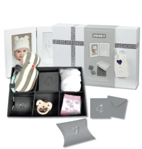 Dooky's gifting range, like this handprint set, have been selling well over the past year and a half.